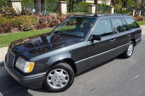 1995 Mercedesbenz E320 Estate  German Cars For Sale Blog
