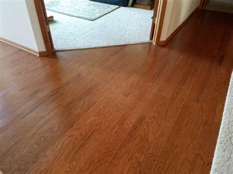 hardwood flooring wi armstrong engineered hardwood install in muskego