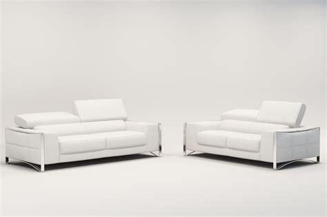 chambre en gris et blanc deco in 2 ensemble canape cuir 3 2 places blanc