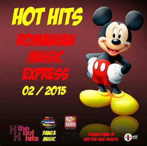 Download Hot Hits Romanian Music Express Vol 2 2015