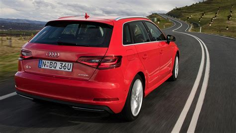 Audi A3 2015 by 2015 Audi A3 Sportback E Review Carsguide