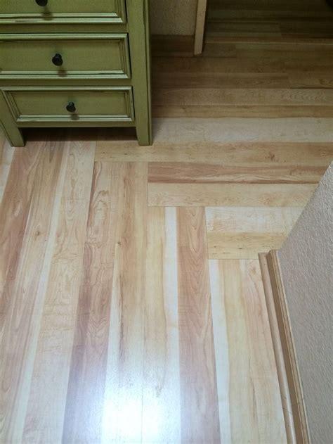 hardwood flooring direction laminate flooring in hallway changing direction west coast flooring pinterest laminate