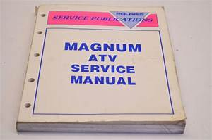 Polaris 2002 Magnum 325 2x4 Atv Parts Manual Microfiche