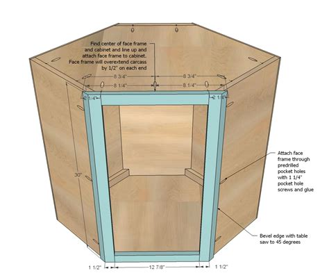 diy kitchen cabinets plans ana white build a wall kitchen corner cabinet free and