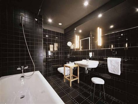 black bathrooms ideas 15 amazing modern bathroom floor tile ideas and designs