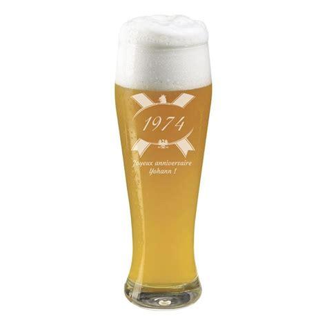 livre de cuisine vierge verre à bière anniversaire personnalisé amikado