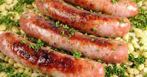 cuisiner le porc comment cuire une saucisse de toulouse