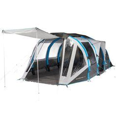 tente gonflable air seconds family 4 2xl 4 personnes 2