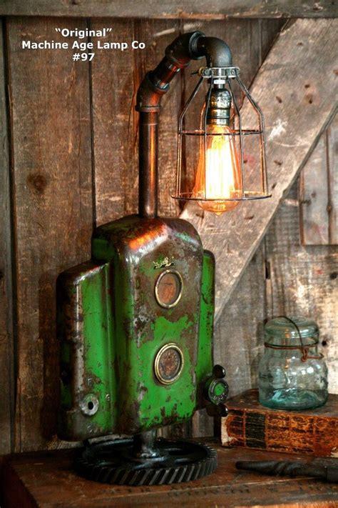 john deere tractor lamp lighting  ceiling fans