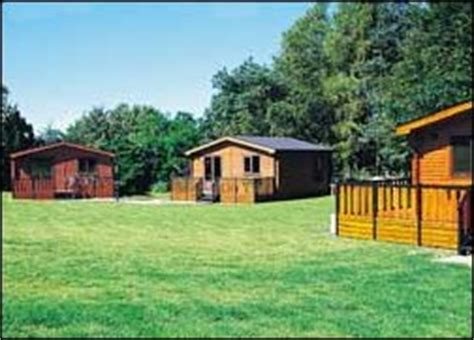 Scotland Log Cabins And Holiday Parks With Caravans And