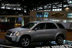 Chevrolet Equinox 2003 foto, imágenes y video revisión ...