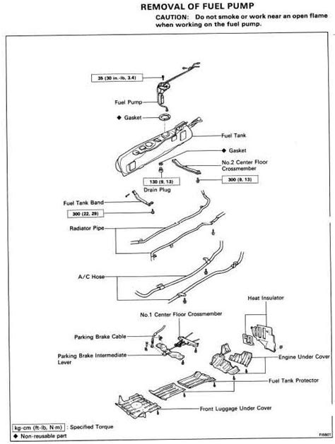 F 15e Engine Compartment Diagram by How To Remove The Fuel Midship Runabout