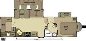 Fifth Wheel Bunkhouse Floor Plans by Inventory Images