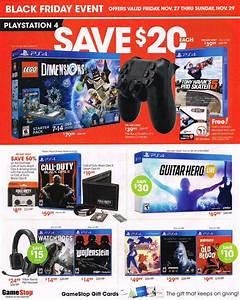 Black Friday 2015: Gamestop Ad Scan - BuyVia
