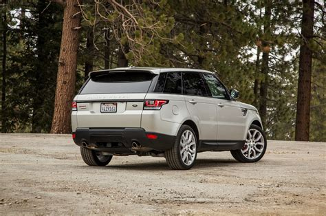 range rover sport 2015 2015 land rover range rover sport supercharged review