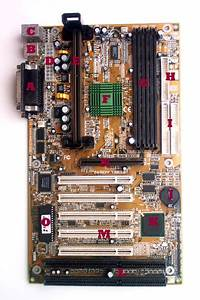 Atx Motherboard Diagram