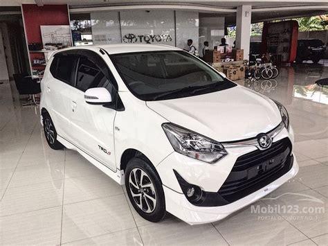Karpet Lumpur Toyota Agya jual mobil toyota agya 2018 trd 1 2 di dki jakarta manual