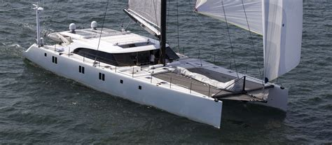 Catamaran Gunboat by Gunboat 90 Gunboat