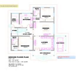 villa house plans kerala villa design plan and elevation 2760 sq