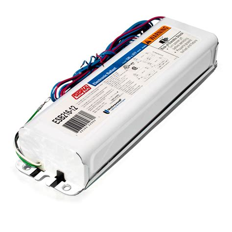 universal 4 l t12 ballast universal signa electronic ho ballasts results page 1