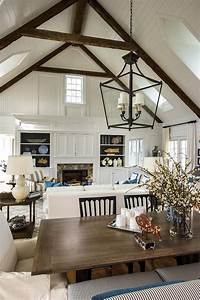 Best 25 vaulted ceiling decor ideas on pinterest for What kind of paint to use on kitchen cabinets for classic car wall art
