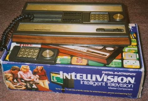 mattel console intellivision plans comeback with a new console called
