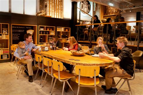 Starbucks Concept Store In Amsterdam by Starbucks Transforms Historic Amsterdam Bank Vault Into
