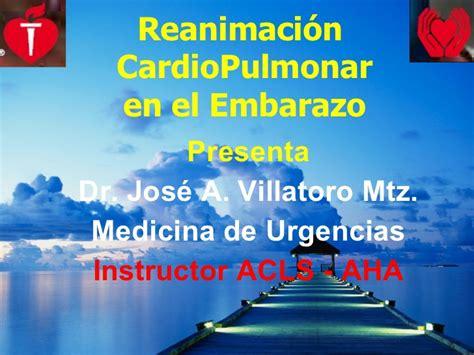 reanimaci243n cardiopulmonar b225sica rcp cpr bls