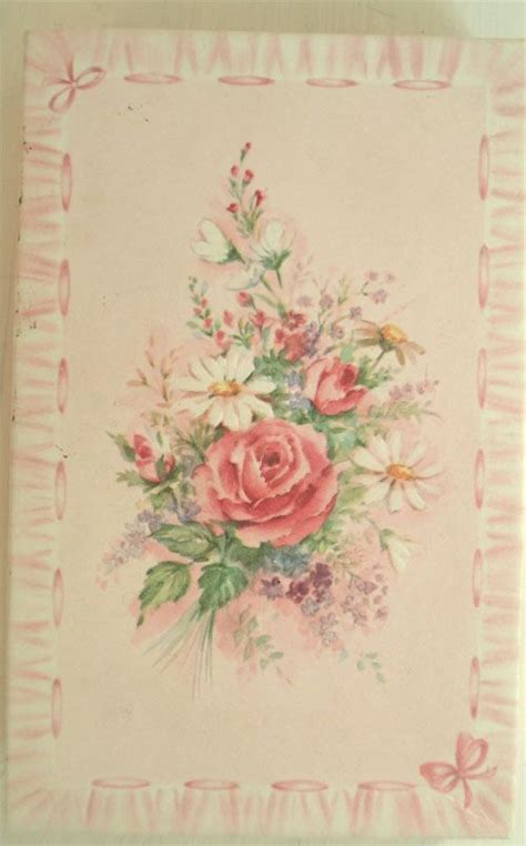 Tapete Shabby Look by Fabric Wallpaper Shabby Chic Wallpaper Vintage