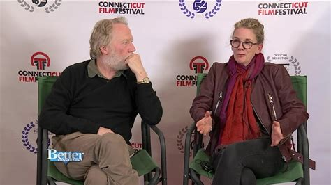 timothy busfield  melissa gilbert talk
