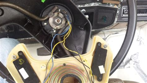 routing  cruise control  steering wheel swap