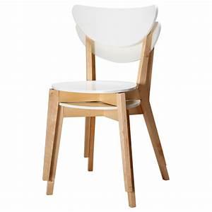 Chaise de cuisine a ikea for Deco cuisine avec chaise blanche et bois pas cher