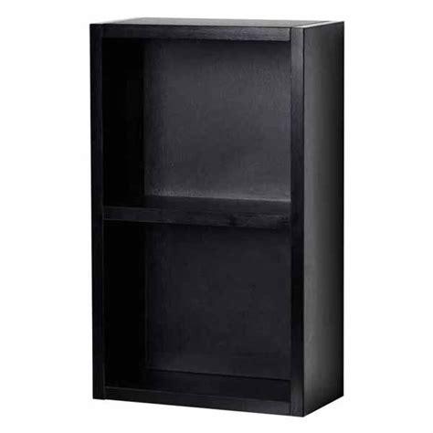 12 inch storage cabinet 12 inch linen cabinet with open storage in black tn t690