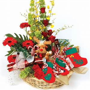 Christmas Gift Baskets – Choose a Unique and Unfor table