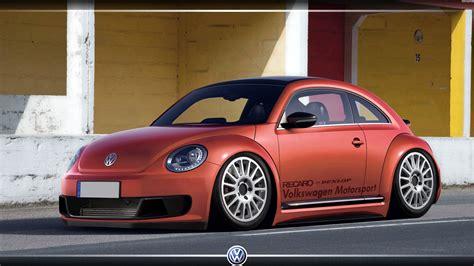 cars, Deviantart, Digital, Art, Tuning, Volkswagen, Beetle ...
