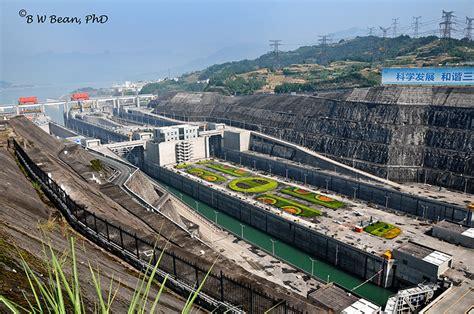 Yangtze Boat Lift by Yangtze River Cruise China Trek Travel And Photo