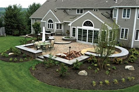 sun room connected  poured patio  images