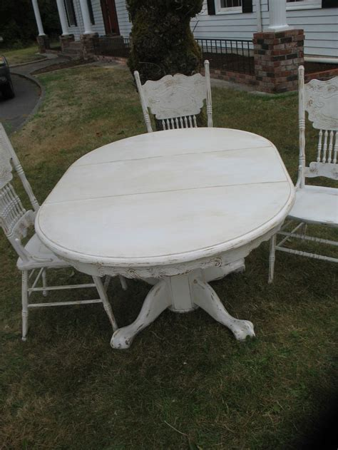 ideas  distressed dining tables  pinterest