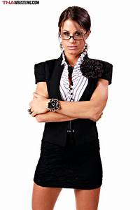 Pro Wrestling Pix : Miss Tessmacher Photo Gallery