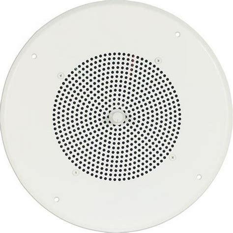 bogen orbit ceiling speakers bogen s810t725pg8uvr ceiling speaker assembly with s810 8