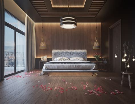 18 Wooden Accent Wall Ideas For Modern Bedroom Home