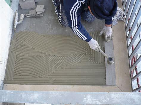 Impermeabilizzare Un Terrazzo Pavimentato by Toscani S R L Rifacimento Balconi 187 Toscani S R L