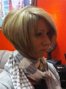 Bob Inverted Asymmetrical Hairstyles Hairstyles And