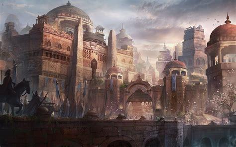 Permalink to Wallpaper Desktop Fantasy City
