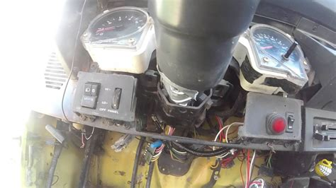 Jeep Wrangler Headlight Dimmer Switch Replacement