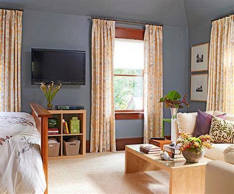 2014 Smart Bedroom Window Treatments Ideas Interior
