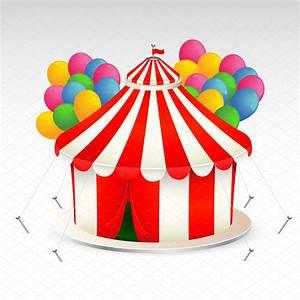fun google slides themes circus tent icons creative market