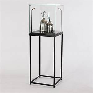 Glas Online Bestellen Günstig : haubenvitrine mit dreht r auf metallgestell glasvitrine online g nstig kaufen vom vitrinen ~ Indierocktalk.com Haus und Dekorationen