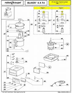 Parts Food Processor