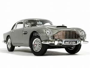 1965 Aston Martin DB5 007 James Bond Gold Finger diecast